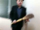 на границе тучи ходят хмуро))))